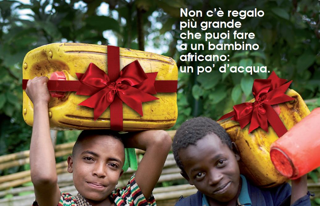 Campagna di Natale #unpòdacqua