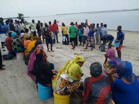 Il lungo cammino della consapevolezza |La lotta dal basso per mitigare l'impatto della costruzione del porto di Bagamoyo