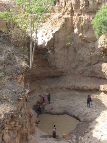 I crepacci della Rift Valley