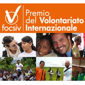 XIII Premio del Volontariato Internazionale FOCSIV 2016.
