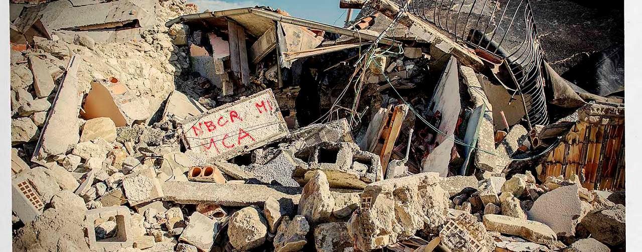 Terremoto Centro Italia. I bambini hanno bisogno di nuova serenità