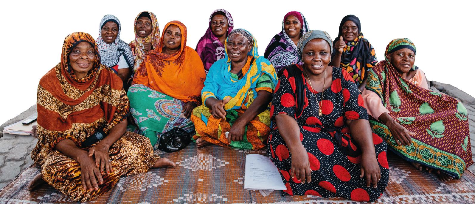 Dignità per donne come Sisay