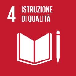 Obiettivo 4 – Istruzione di qualità