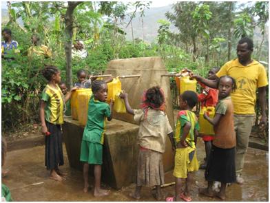 Vito e l'esperienza in Etiopia