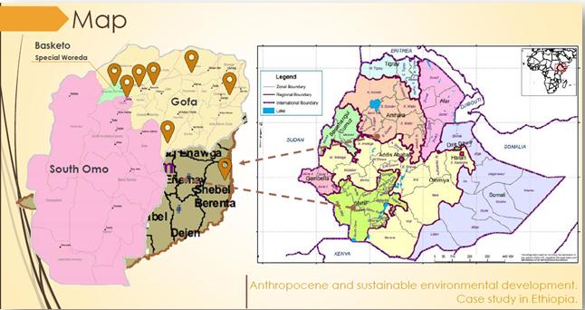 Uno studio antropologico al servizio dello sviluppo sostenibile ambientale in Etiopia